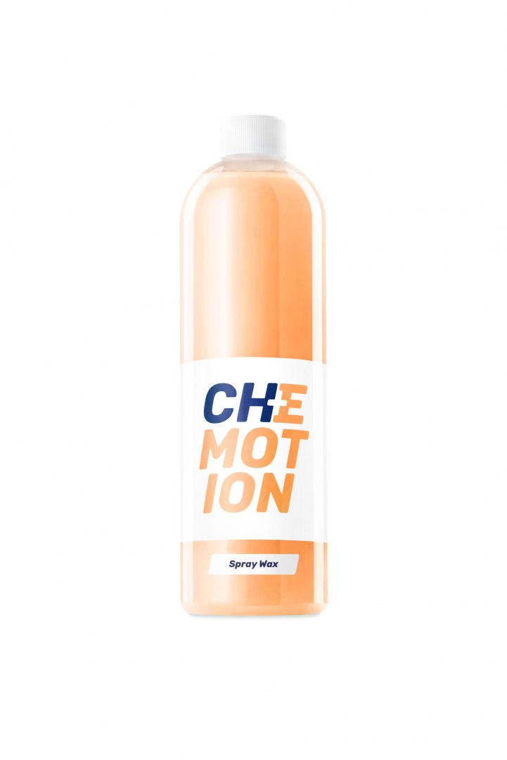 CHEMOTION Spray Wax 0,5L (Wosk w sprayu) - GRUBYGARAGE - Sklep Tuningowy